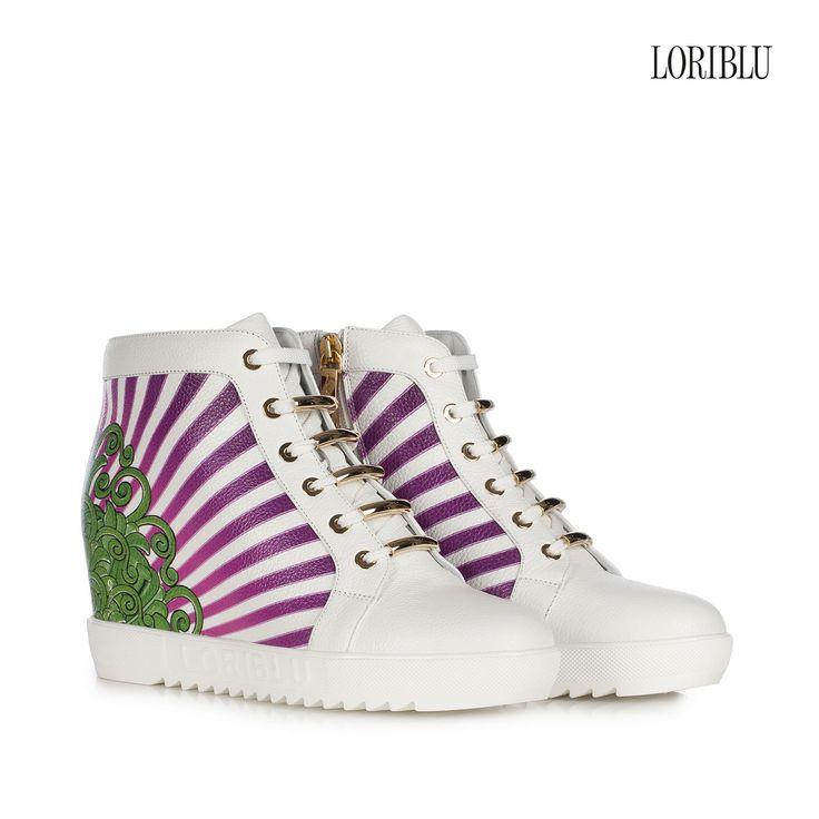 Sneaker - 2015 SS Loriblu  loriblu.com