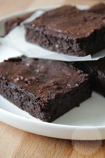 Glutenvrije brownies | HandmadeHelen