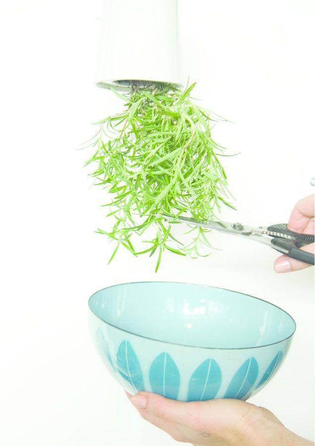 Hengende Blomsterpotte Keramikk