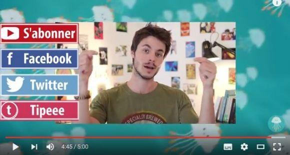 DirtyBiology, alias Léo Grasset, un ancien étudiant en biologie est suivi par plus de 360.000 abonnés sur Youtube.