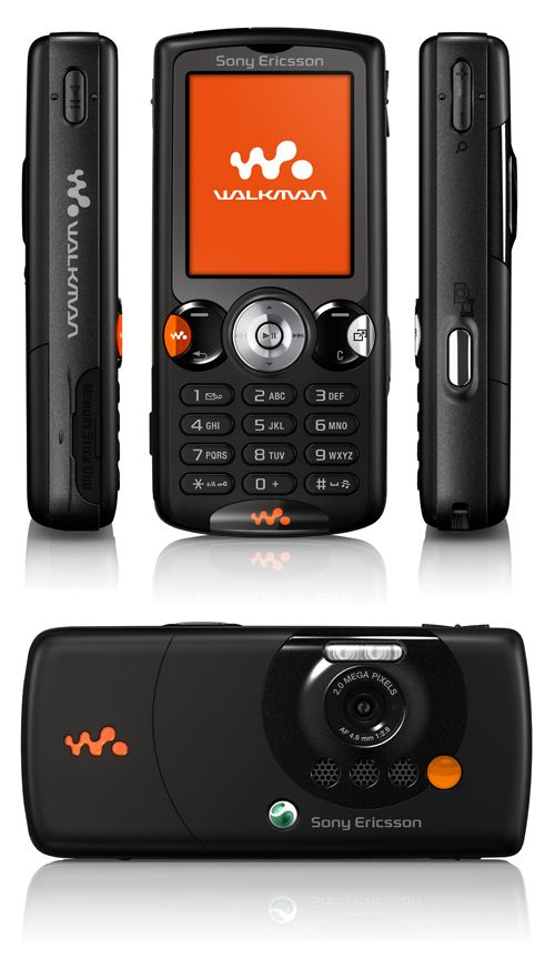 les application sony-ericsson w890i