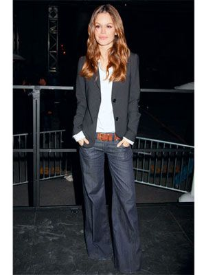 Celebrity style guide rachel bilson hayden