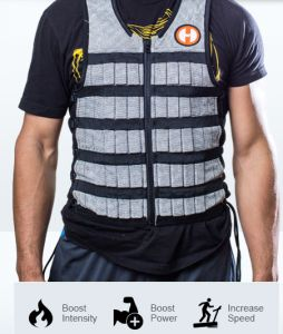 Weighted Vest - As you go along that might be something you would consider | bodyweighttrainingarena.com #recommended #calisthenics