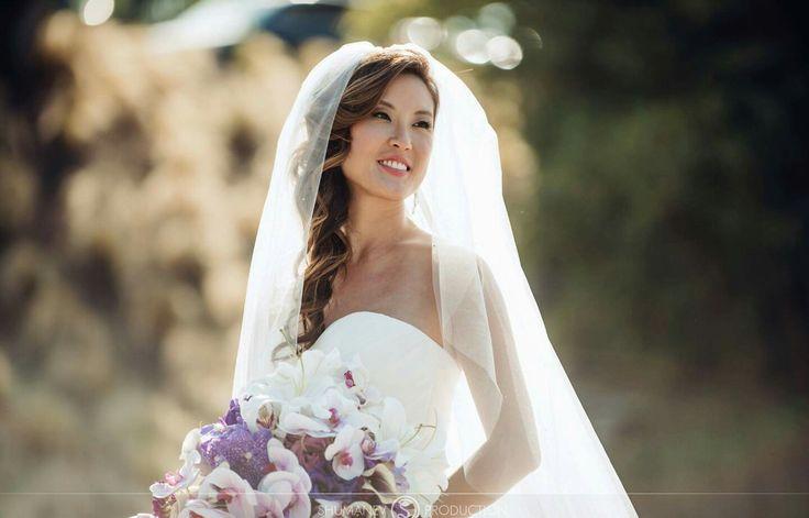 Beautiful Bridal Hair @twotoneumbrella - Hair