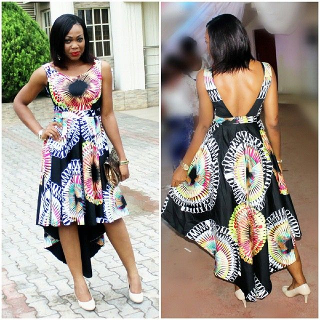 New Ankara Styles Siks Nd Tops: Top 25 Ideas About Kitenge Clothes On Pinterest