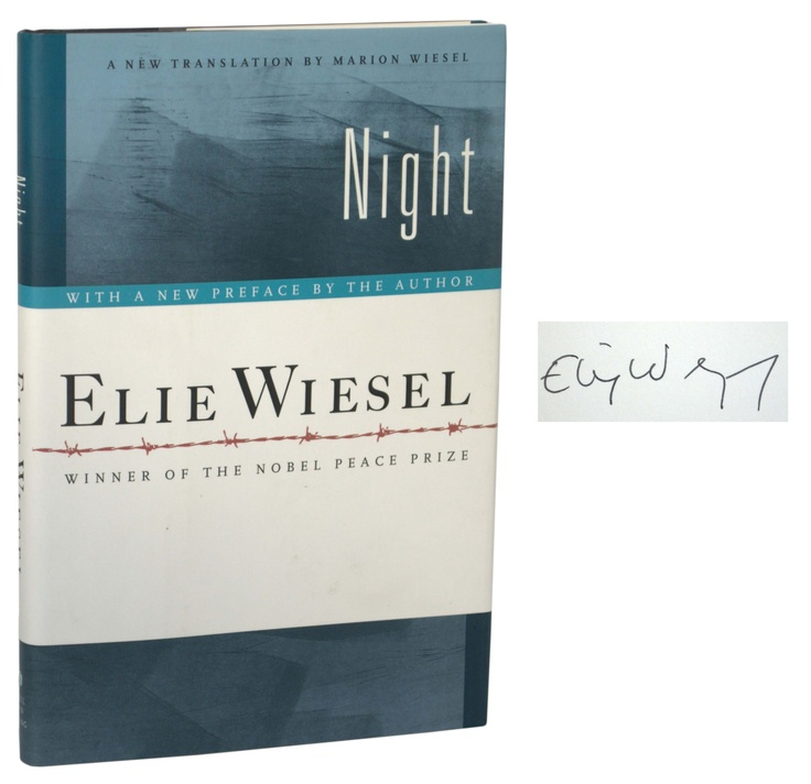 Detailed Book Report on Elie Wiesel's Night