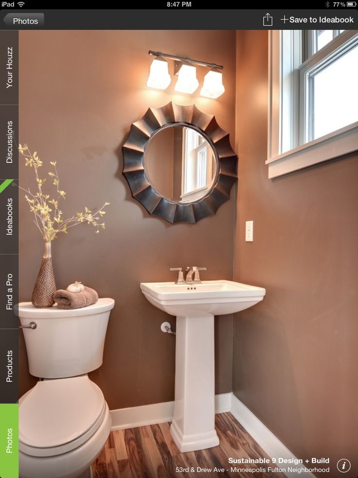 Awesome Websites Powder room