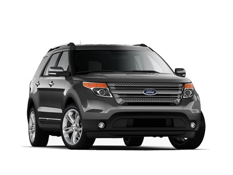 2012 Ford Explorer  One of my dreams