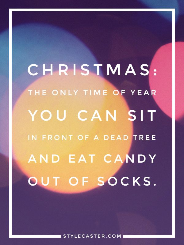 funny holiday christmas quotes: