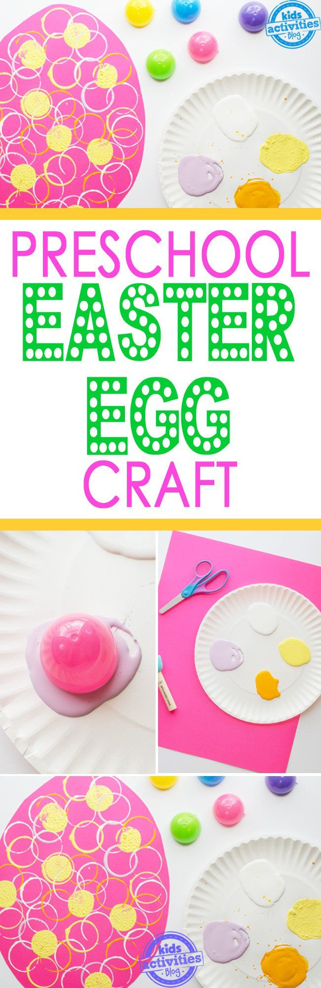 25 best ideas about preschool easter crafts on pinterest for Easter craft for preschool
