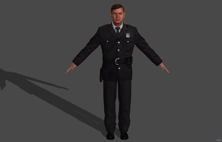 'Mafia 2' DLC Police Chief XPS ONLY!!! by lezisell