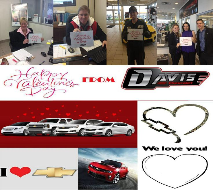 Wishing you a happy valentines day from #teamdavis