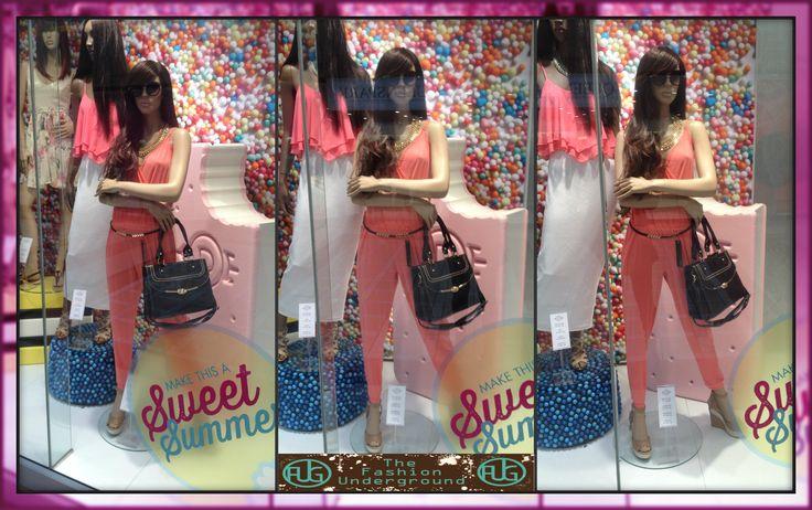 #YDE #Windowstyle #Summer #OOTD #KeepitFUG Handbag