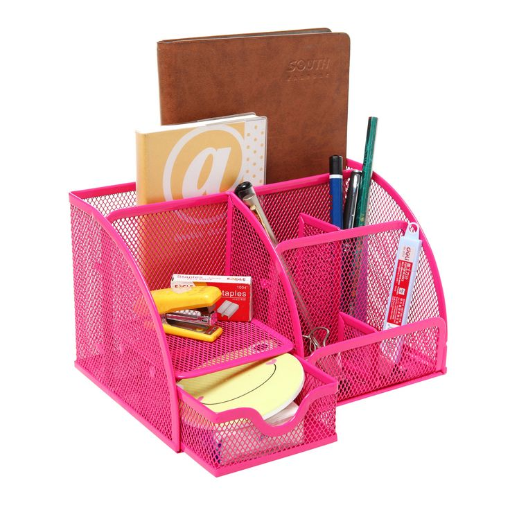 Pink Desk Accessory Sets - Home Office Furniture Ideas Check more at http://michael-malarkey.com/pink-desk-accessory-sets/