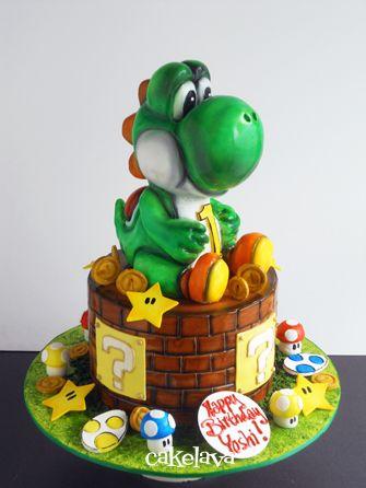 cake by Rick Reichart. www.cakelava.com