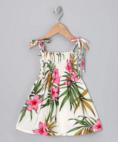Hawaiian dresses for girls pictures