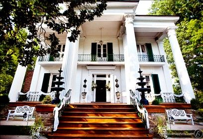 Riverwood Mansion wedding venue Nashville, TN