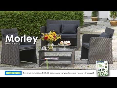 Meble ogrodowe Morley