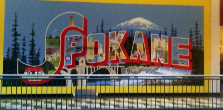 Sunnyside Wa Weather >> 1000+ images about Spokane on Pinterest | Then and now ...