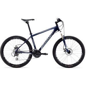Cannondale Trail 5 Large Indigo Mountain Bike