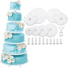 Towering Tiers Cake Stand - Wilton    #wiltoncontest