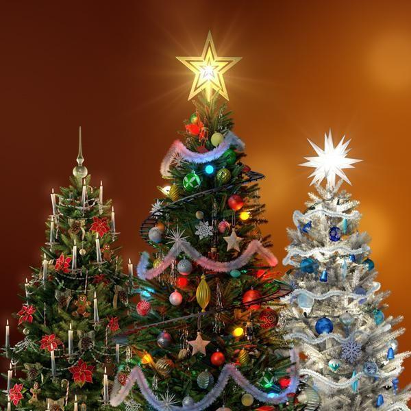 Virtual Christmas Tree Christmas Tree Christmas Tree