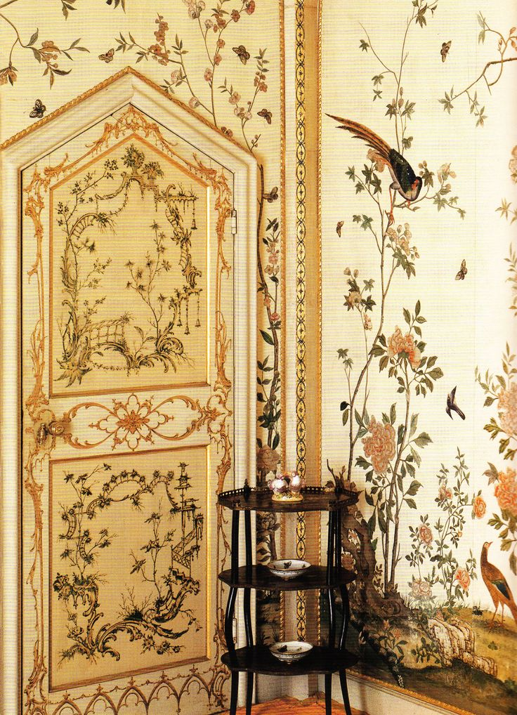 703 best Chinoiserie images on Pinterest | Chinoiserie wallpaper ...