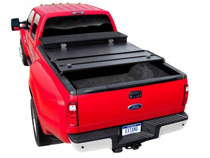 Solid Fold 2.0 Toolbox Tonneau | Extang - America's Best Selling Tonneau Covers