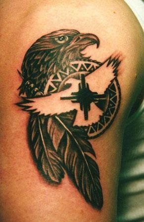 Indian Tattoos | Native Indian Tattoo