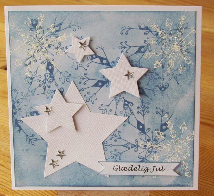 Ruth's lille blog: Januar-Julekort