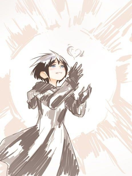 Xion (I kinda dislike her.. but this pic is nice)