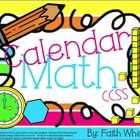 This Calendar Math was designed to use on an interactive white board with a group of students.  I have included a flip chart (Promethean) and an ed...