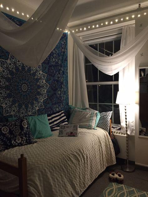 17 Best Ideas About Chic Dorm On Pinterest Collage Dorm
