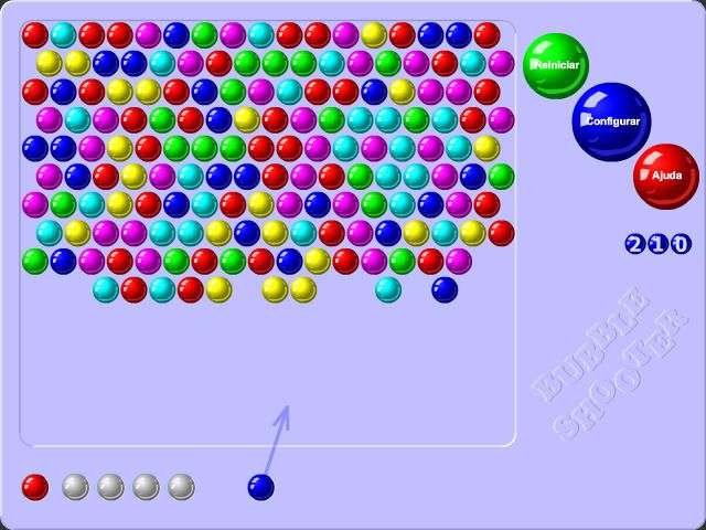 Bubble Shooter 2 Clássico