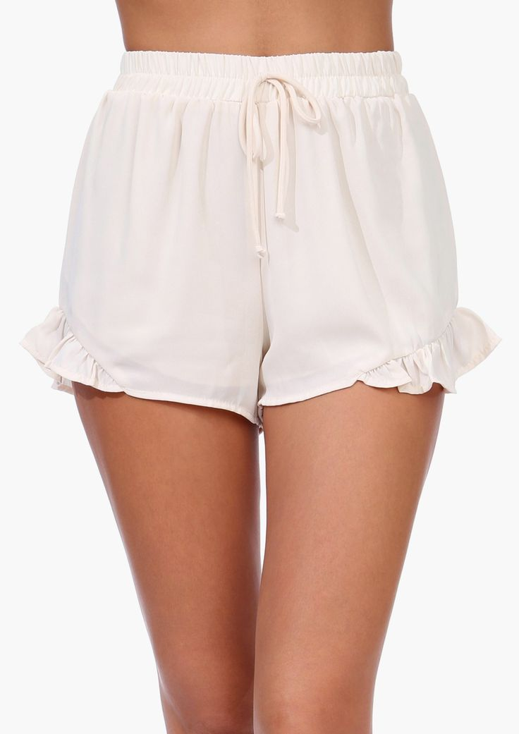 Ruffle Party Shorts | Shop for Ruffle Party Shorts Online
