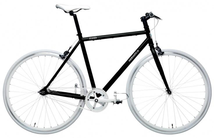 Adriatica Pista Black - #Bikes from #Bicykle - get more on www.bicykle.com.pl