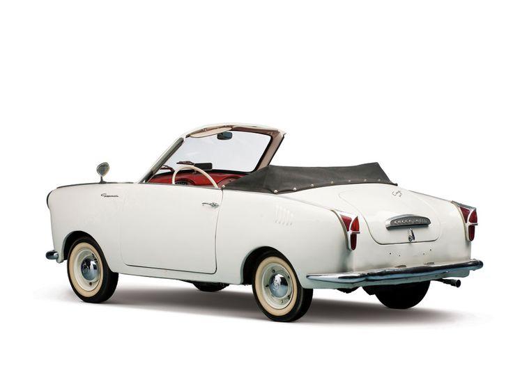 1965 Goggomobil TS-300 Cabriolet