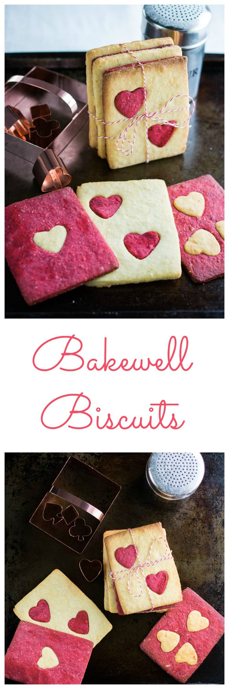 Bakewell Biscuits