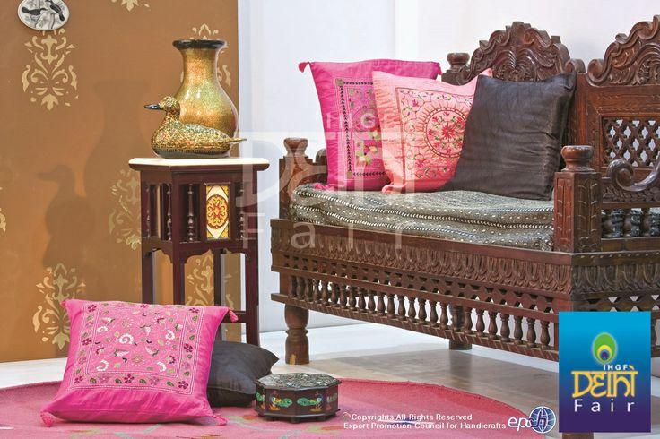Source Homedecor & Furnishing at IHGF Delhi Fair, India. #sourcing #homedecor #furnishing