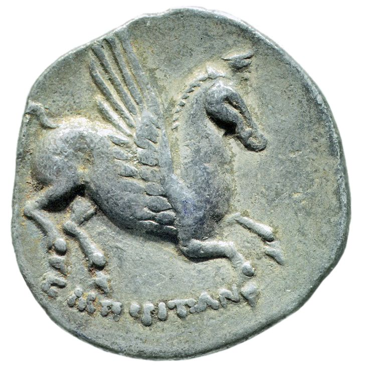 THE EUROPE OF GREECE: Colonies and Coins From the Alpha Bank Collection 11.4.2014 - 19.4.2015  Jointly organised by the Archaeological Museum of Thessaloniki and the Alpha Bank Numismatic Collection