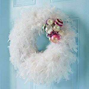 White Christmas Crafts & Treats: Season Opener (via Parents.com)