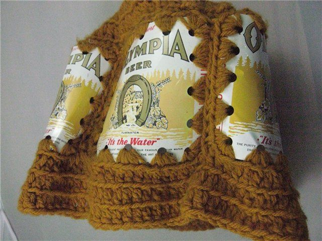 Crochet Beer Can Cowboy Hat Pattern : 17 Best images about beer can hat on Pinterest Milwaukee ...