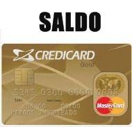 Consultar Saldo Credicard Gold
