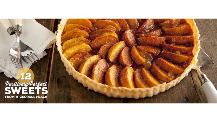 Are y'all ready for some sweets from a Georgia peach? We're not referring to Paula this time—we mean actual peaches! It's National Peach Month, so we shared savory peach dishes earlier this week. Now it's time to let the perfectly p...