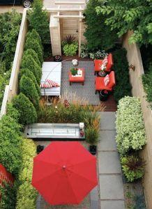 mijntuingeheim.nl/kleine tuin met kleuraccenten Je vindt er tips voor een kleine stadstuin