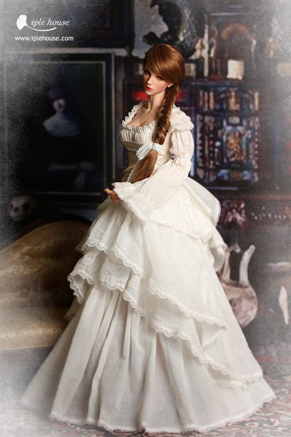 https://flic.kr/p/nX8tqk | Doria | Iplehouse Doll with Ophelia set
