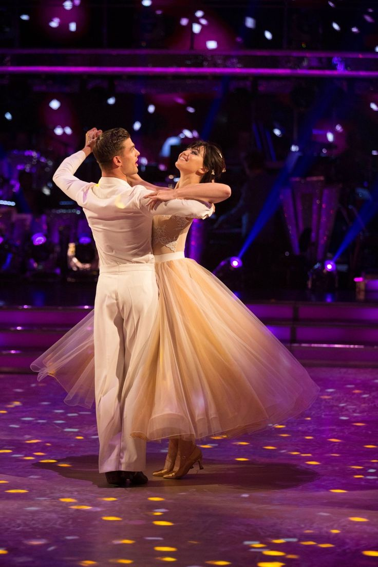 Daisy Lowe's magical waltz from week one!