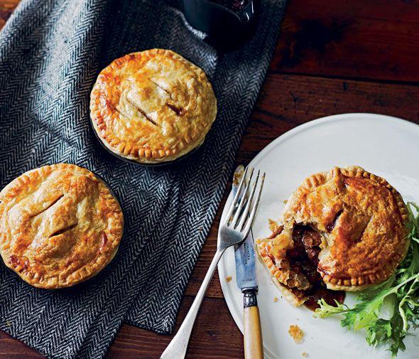 British Pie Week Recipe: Beef and Guinness Pie