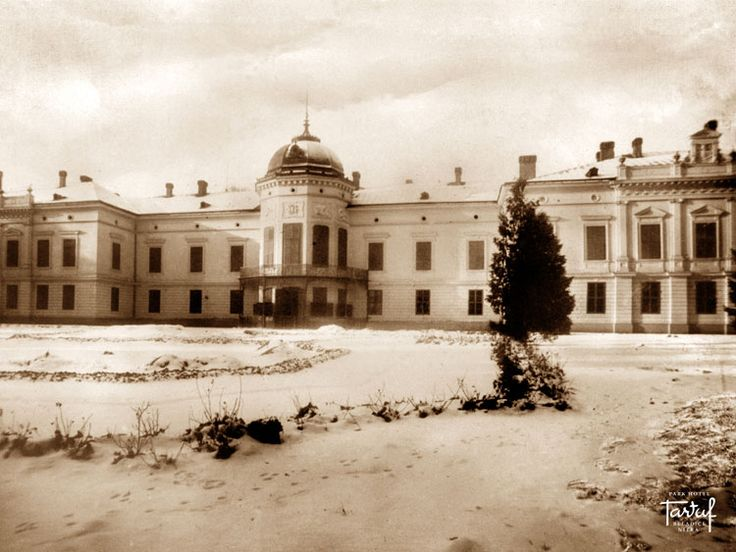 The Manor-House Beladice - Pustý Chotár, the cultural monument of the Slovak Republic (1937)