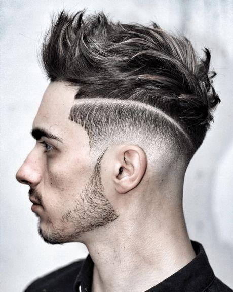 Frisuren männer undercut scheitel
